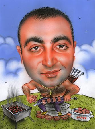 Подарки для армянина
